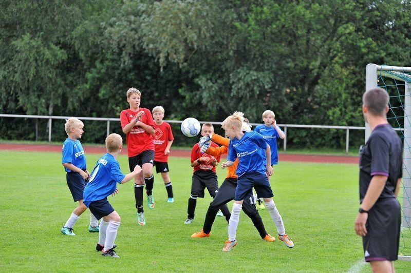 Am besten eingespielt und deshalb der verdiente Sieger: FC Eintracht ...