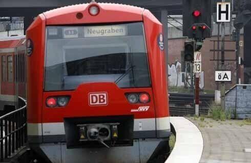 Streik Ersatzfahrplan Bahn