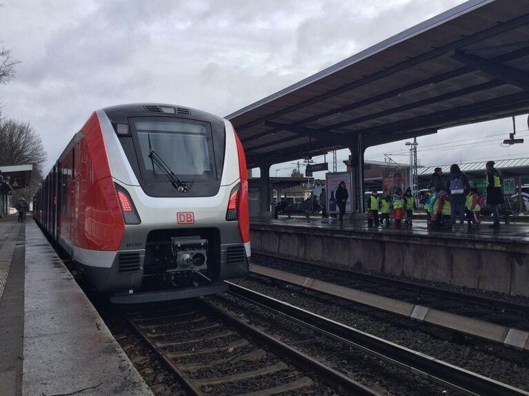 Metronom Verspätung